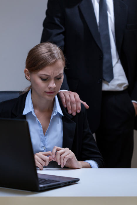 How to Spot Sexual Harassment: 5 Subtle Warning Signs